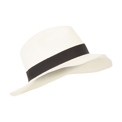 Chapeau pliable - naturel