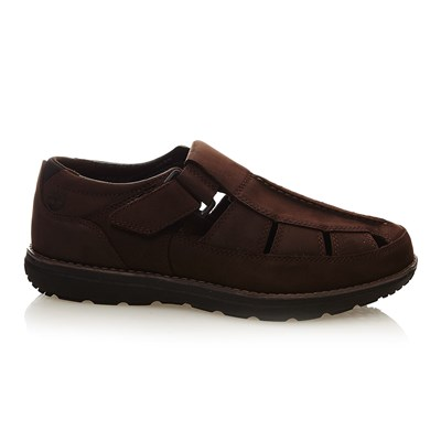 Barrett Fisherman Dark Fisherman - Chaussures en cuir - brun