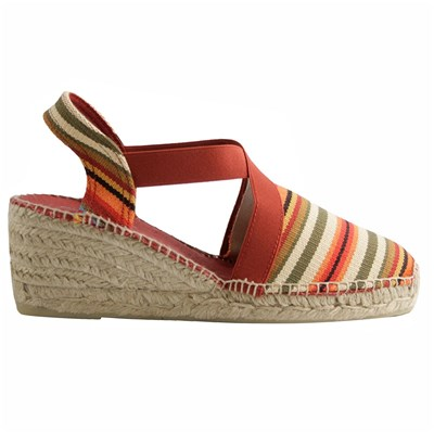 Tarbes - Espadrilles - orange