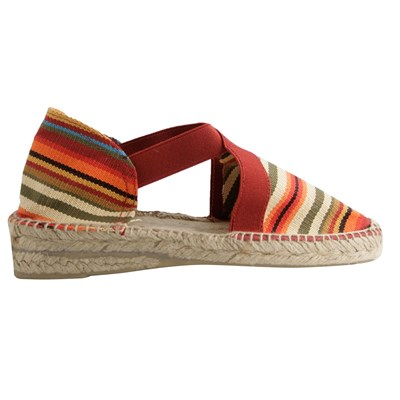 Eva - Espadrilles - orange