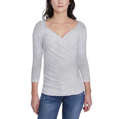 Gerry - T-shirt - gris chine