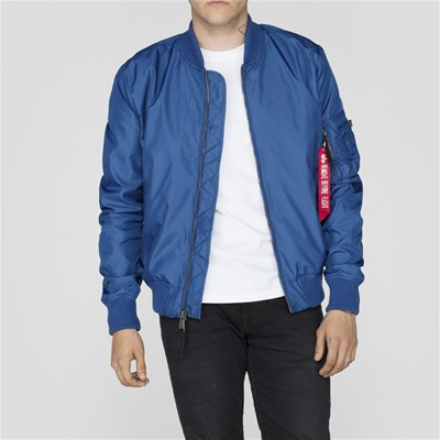 Alpha Industries bombers - bleu