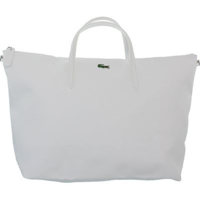 Concept - Sac shopping - blanc