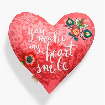Heart Special Day - Coussin - multicolore