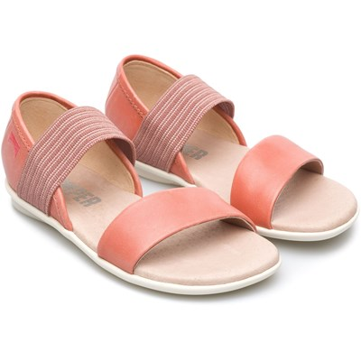 Right - Sandales en cuir - rose