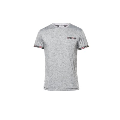 Deeluxe Andreas - t-shirt manches courtes - gris