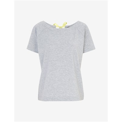 Air Loungewear 253 - T-shirt à manches courtes - gris chine