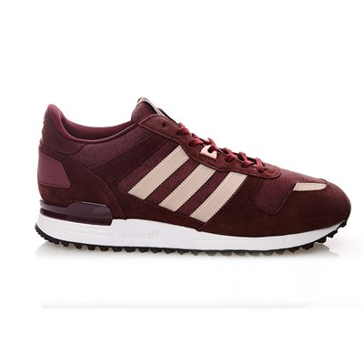 Zx 700 W - Sneakers en cuir - bordeaux