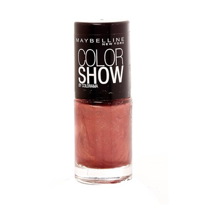 Gemey Maybelline color show - vernis à ongles - raisin