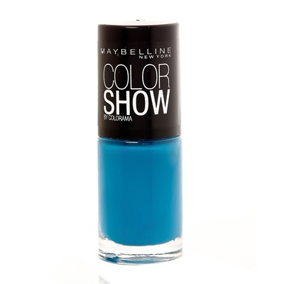 Color Show - Vernis à ongles - 654 Superpower Blue