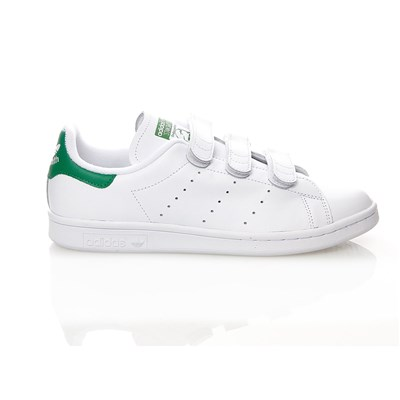 Adidas Originals stan smith cf - baskets en cuir - blanc