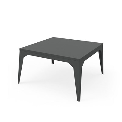 Zhed Cuatro - table basse - gris souris