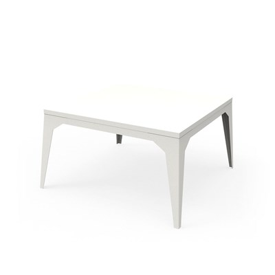 Zhed Cuatro - table basse - blanc