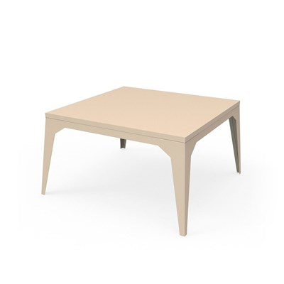 Zhed Cuatro - table basse - beige