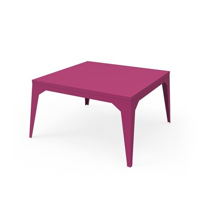 Zhed Cuatro - table basse - mauve