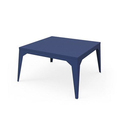 Zhed Cuatro - table basse - bleu marine