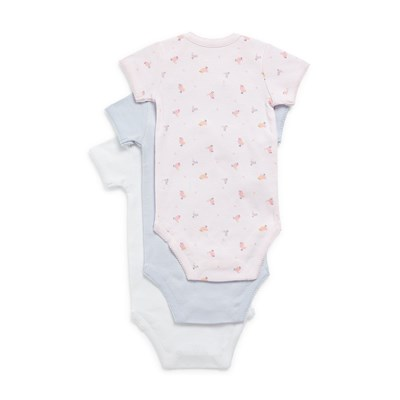 Lot de 3 Body - multicolore