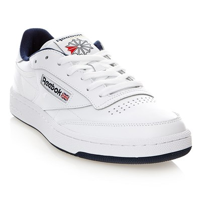 Club C 85 - Baskets en cuir - blanc