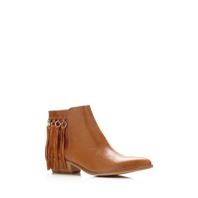 Jammy - Bottines en cuir - marron
