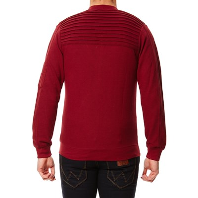Abel - Sweat-shirt - bordeaux