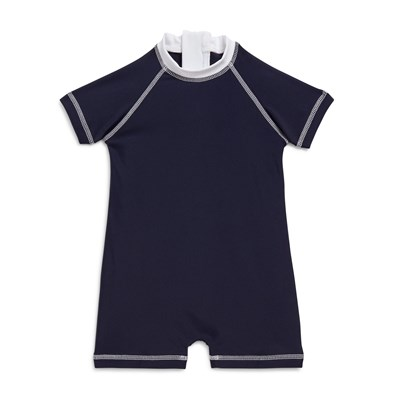 Combi-short anti-UV - bleu marine