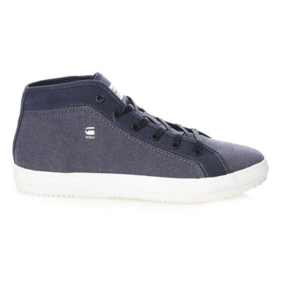 Kendo Mid - Baskets - denim bleu