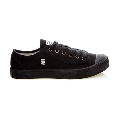 Rovulc HB Low - Baskets - noir