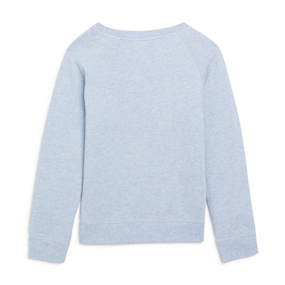 Sweat-shirt - bleu ciel