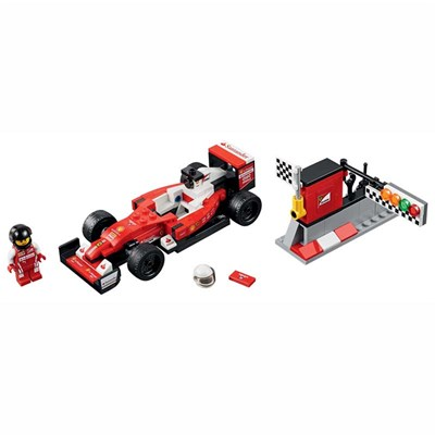 Scuderia Ferrari SF16 SpeedC - multicolore