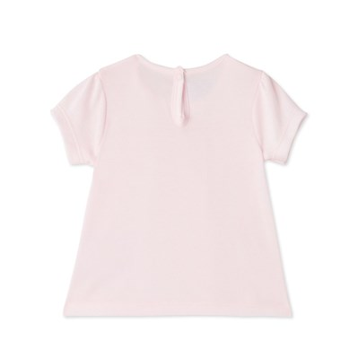 T-shirt bébé fille - rose