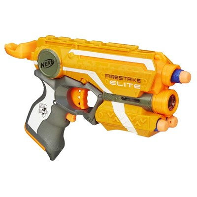 Hasbro Nerf elite firestrike - multicolore