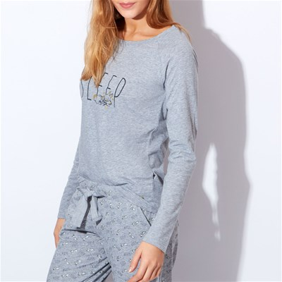 Sleep - T-shirt - gris