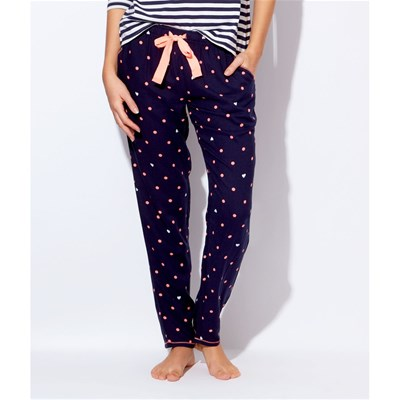 Love Dots - Pantalon - bleu marine