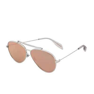 Piercing - Lunettes - rose