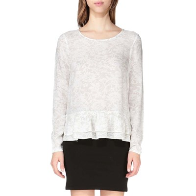 Vero Moda Margot Vero Top Blanc Moda Margot Vero Moda Blanc Top qCwnEZH