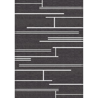 Art For kids tapis - noir