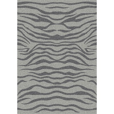 Art For kids grand tapis de salon - gris