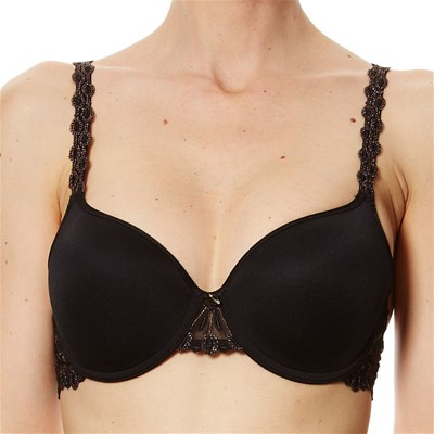 Nero Vendome Push Chantelle Reggiseno up RXXwI