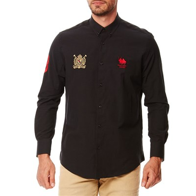 Frank Ferry Camisa casual - negro