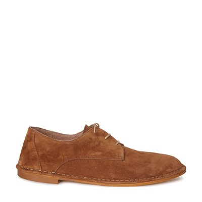 Derbies en cuir - miel