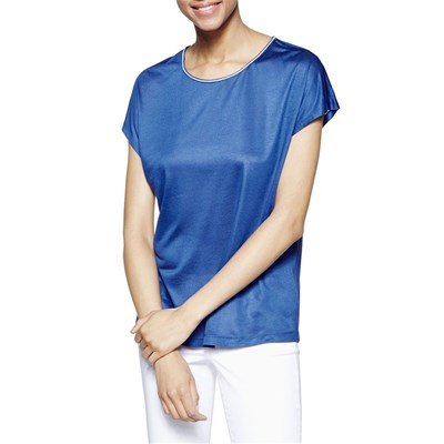 Benetton Top - bleu