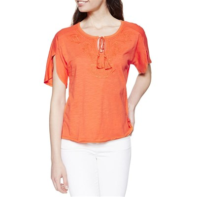 Benetton Top - vermeil