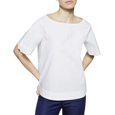Benetton Blouse - blanc