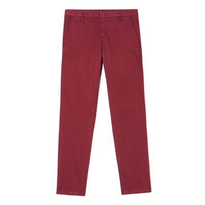 Benetton Pantalon - brique