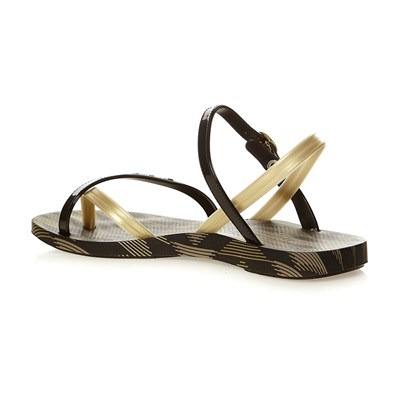 Fashion Sand 4 - Nu pieds - bicolore