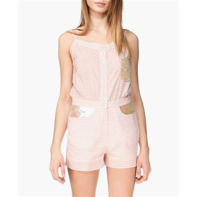 American Retro aaron - combi-short - rose