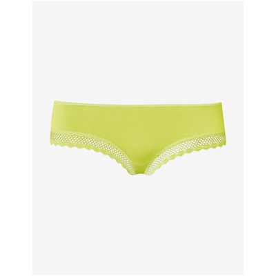 Air lingerie - Shorty - jaune