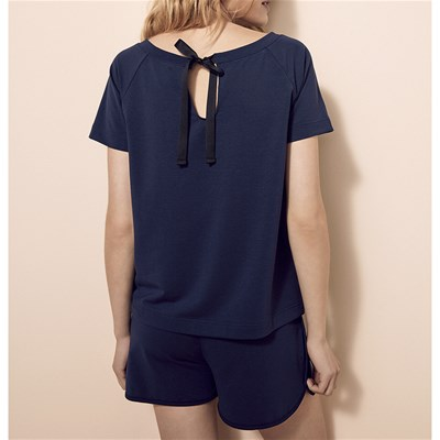 Air Loungewear - T-shirt - bleu marine