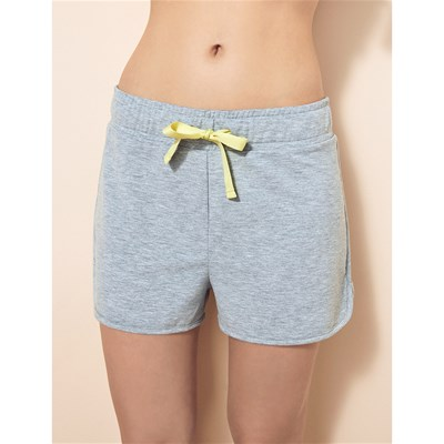 Air Loungewear 248 - Short - gris chine