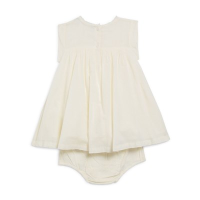 Robe chasuble - blanc